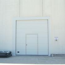 Portes sectionnelles / pour l'intérieur / pour l'extérieur