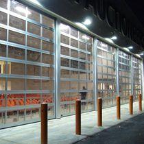 Portes sectionnelles / industrielles / pour l'intérieur