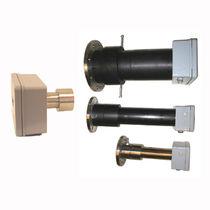 Détecteur de poussière / optique / compact / in situ