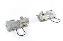 Détecteur en circuit ouvert / de gaz / d'ammoniac / optique