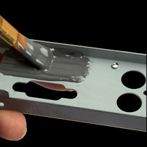 Colle époxy / bi-composant / résistante aux produits chimiques / conductrice thermique
