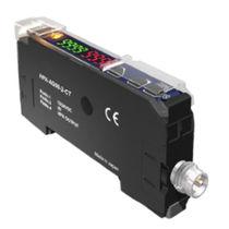 Détecteur photoélectrique type barrage / rectangulaire / infrarouge / numérique