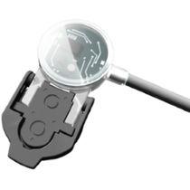 Détecteur photoélectrique type barrage / laser / avec amplificateur intégré