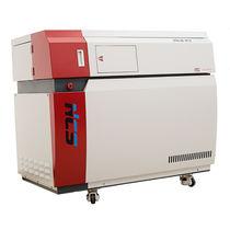 Spectromètre à émission optique à étincelles / optique / d'inspection / de laboratoire