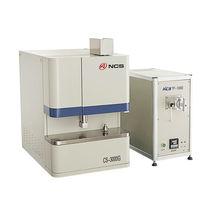 Analyseur de carbone / de soufre / de concentration / benchtop