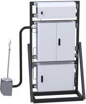 Moniteur de gaz / de poussière / optique / laser