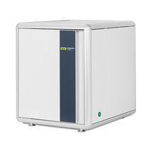 Analyseur d'azote / de protéines / de combustion / benchtop