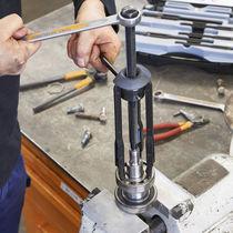 Extracteur de roulement mécanique / manuel / à 3 griffes / à griffes réversibles