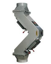 Séparateur magnétique à plaque / de métaux / pour applications en chute gravitaire