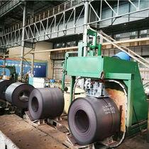 Cercleuse automatique / pour barres en fer / pour bobines / pour rouleau de papier
