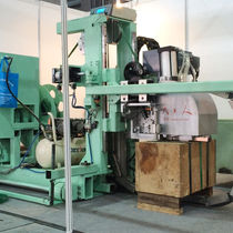 Cercleuse automatique / pour tuyaux / pour ligne de production / pour bobine