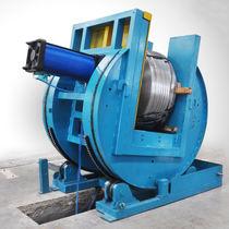 Inclineur automatique / électrique / électrohydraulique / 90°