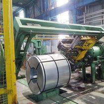 Cercleuse automatique / pour planche / pour bobines / pour usine