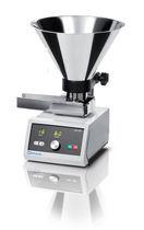 Alimentateur vibrant / à mouvement continu / pour produits pulvérulents / pour laboratoire