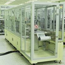 Machine de fabrication de sachets d'emballage