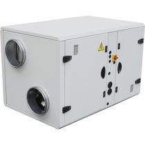Centrale de traitement d'air verticale / à récupération de chaleur / double flux