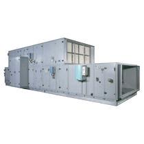Centrale de traitement d'air horizontale / pour salle blanche / modulaire