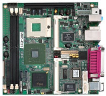 Carte mère mini-ITX / Intel® Core™ 2 Duo / Intel 945G / DDR2 SDRAM