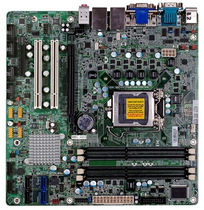 Carte mère micro-ATX / Intel® Core™ i series / Intel 945G / DDR3 SDRAM