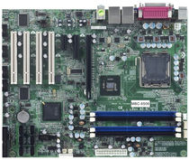 Carte mère ATX / Intel® Core 2 Quad / Intel 945G / DDR3 SDRAM