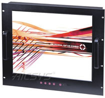 Moniteur industriel / LCD / tactile / 1024 x 768