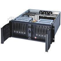 Châssis rackable / 4U / industriel / pour carte mère ATX