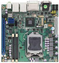 Carte mère mini-ITX / Intel® Core™ i series / Intel Q77 / DDR3 SDRAM