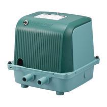 Pompe à air / électrique / à membrane / pour le traitement des eaux usées