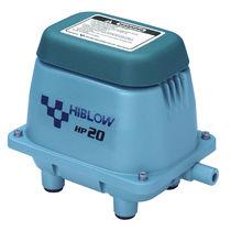 Pompe à air / à membrane / petite capacité / d'injection