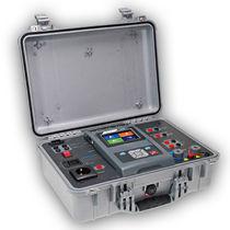 Testeur de sécurité électrique / pour appareils électriques / portable / automatique