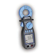 Pince multimètre numérique / portable / avec mesure de puissance / d'harmonique