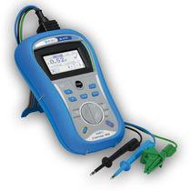 Testeur de courant résiduel / d'impédance de boucle / d'installation / USB