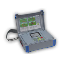 Ohmmètre numérique / portable / à faible résistance
