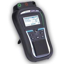 Testeur de sécurité électrique / pour équipement électrique / numérique / portable
