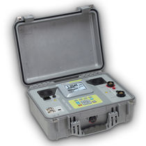 Ohmmètre numérique / portable / à faible résistance / durci