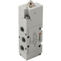 Distributeur pneumatique à tiroir / à commande mécanique / 5/2 voies / 3/2 voies
