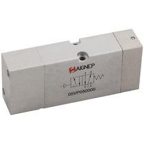 Distributeur pneumatique à tiroir / 5/3 voies / 5/2 voies / en aluminium