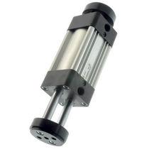 Vérin à piston magnétique / à double tige / à double effet / à amortissement réglable