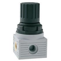 Régulateur de pression pour air comprimé / mono-étagé / à membrane / en technopolymère