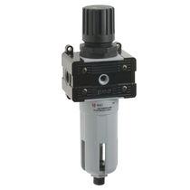 Filtre régulateur à air comprimé / vertical