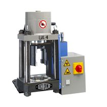 Sertisseuse de tuyau flexible / automatique / électrohydraulique