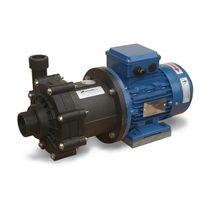 Pompe pour produits chimiques / à entraînement magnétique / centrifuge / en PVDF