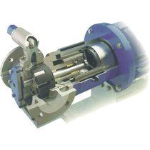 Pompe pour résine / pour solvant / à entraînement magnétique / à engrenage interne