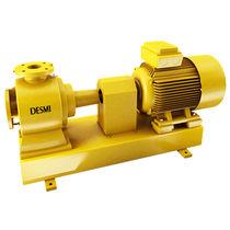 Pompe de condensat / pour eau de mer / électrique / centrifuge
