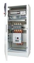 Commutateur-inverseur automatique / fermé / pour groupe électrogène