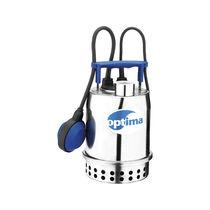 Pompe pour eaux usées / électrique / immergée / centrifuge