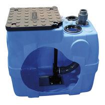 Station de relevage pour condensat / automatique
