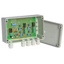 Boîte de dérivation à somation active / sur rail DIN / étanche / pour capteur de force