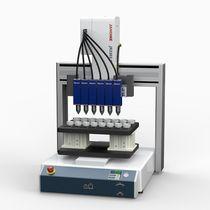 Robot benchtop / cartésien / 3 axes / de traitement de surface par plasma