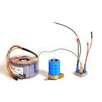 Alimentation électrique AC/DC / châssis ouvert / haute puissance / linéaire